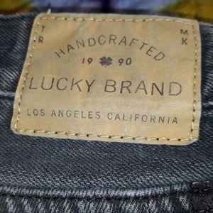 Lucky Brand Authentic Skinny Jean's Sz. 36 × 34